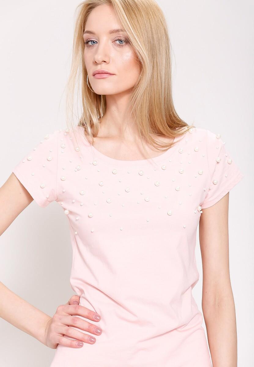 Różowa Bluzka Should Be Mine