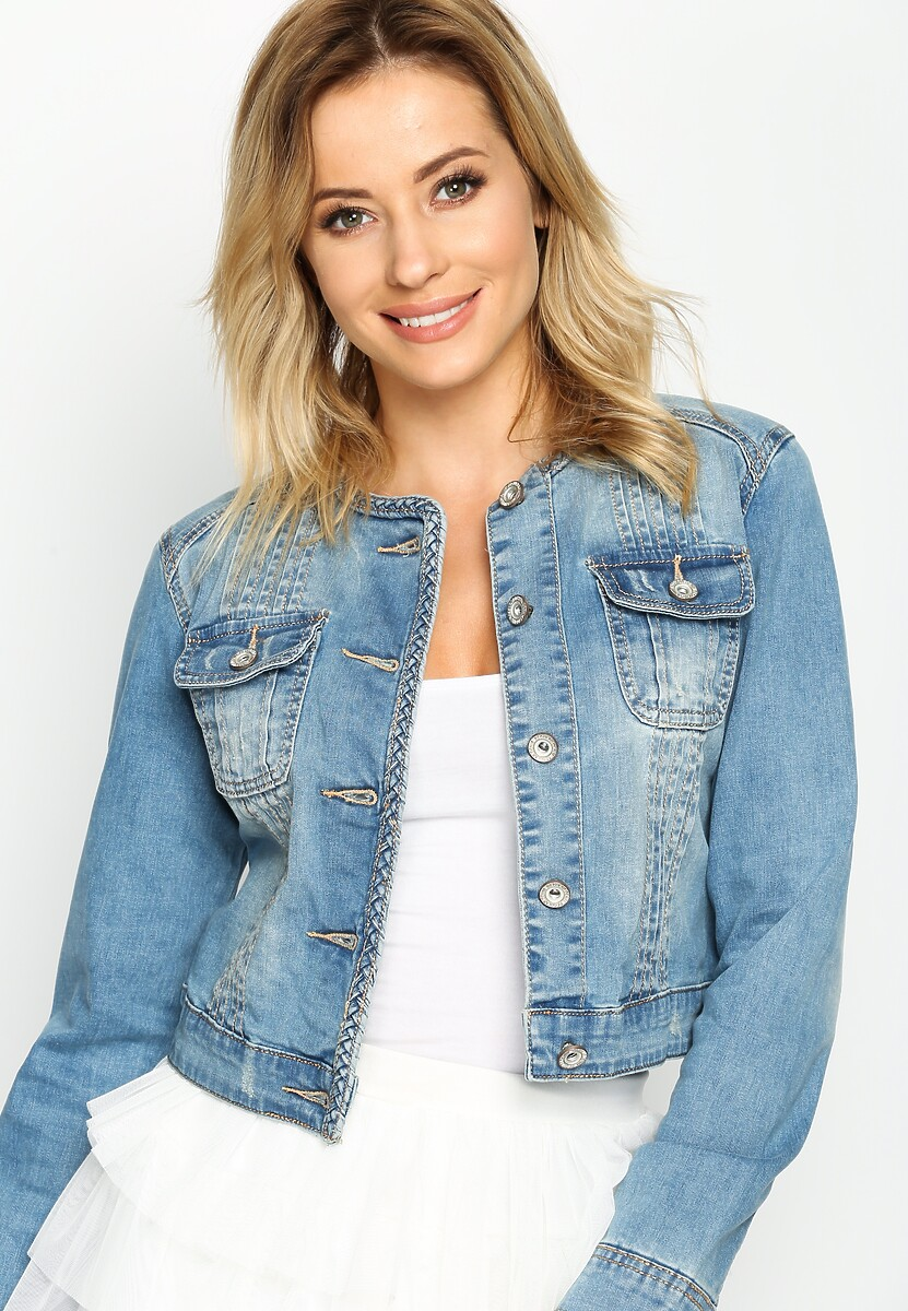 Niebieska Kurtka Role Model