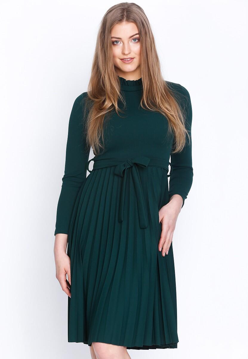 Zielona Sukienka For You