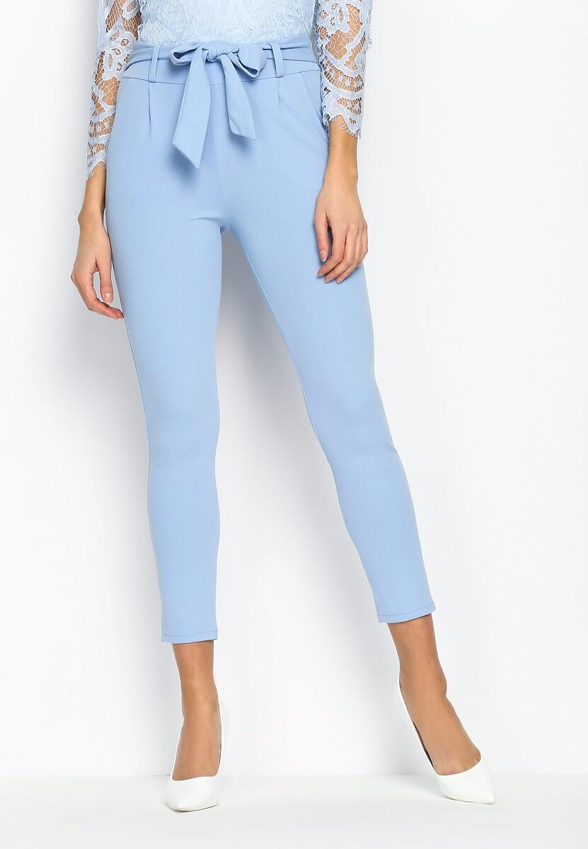 Niebieskie Spodnie Upper Classical