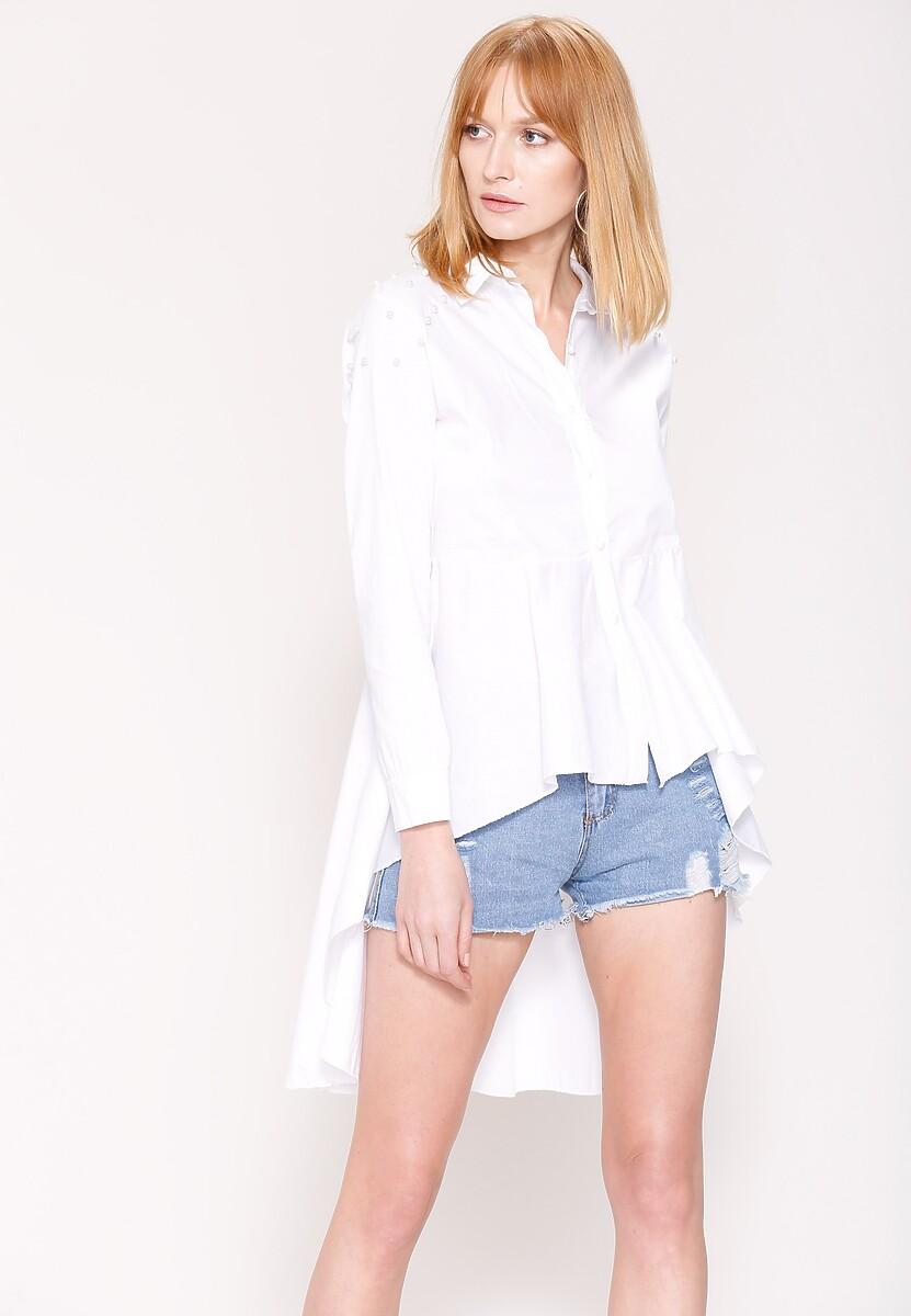 Biała Koszula Amazes Me