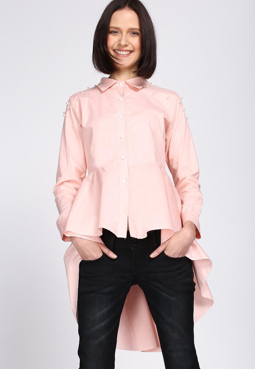 Różowa Koszula Amazes Me