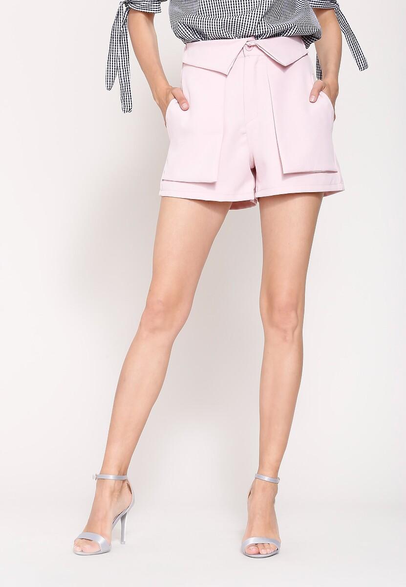 Różowe Szorty Wonderfull Design
