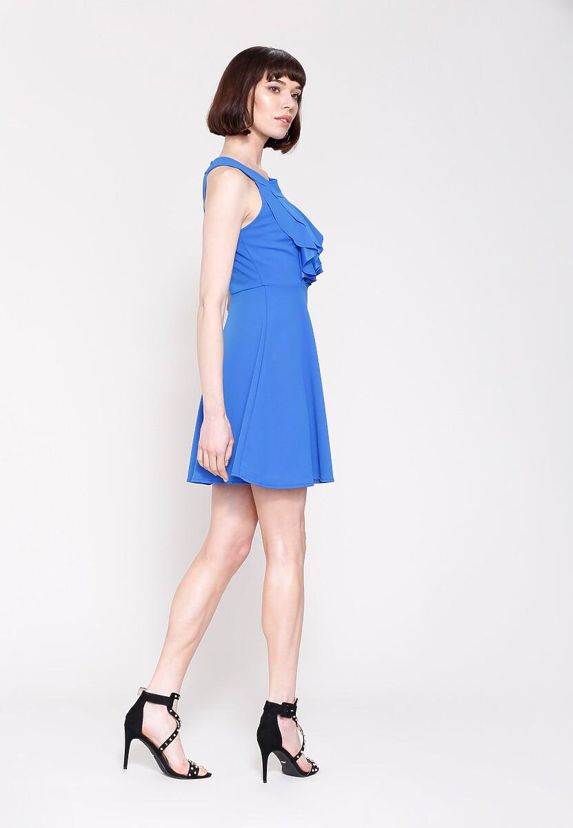 Niebieska Sukienka Reminder