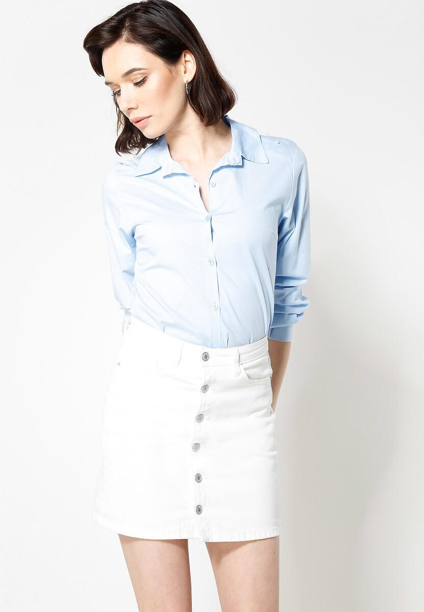 Niebieska Koszula 241 Chances