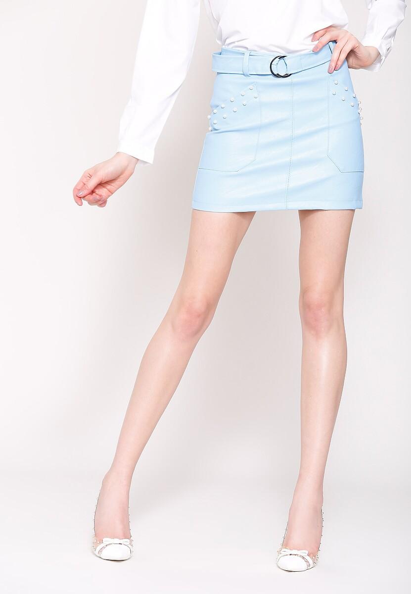Niebieska Spódnica Captivated By You