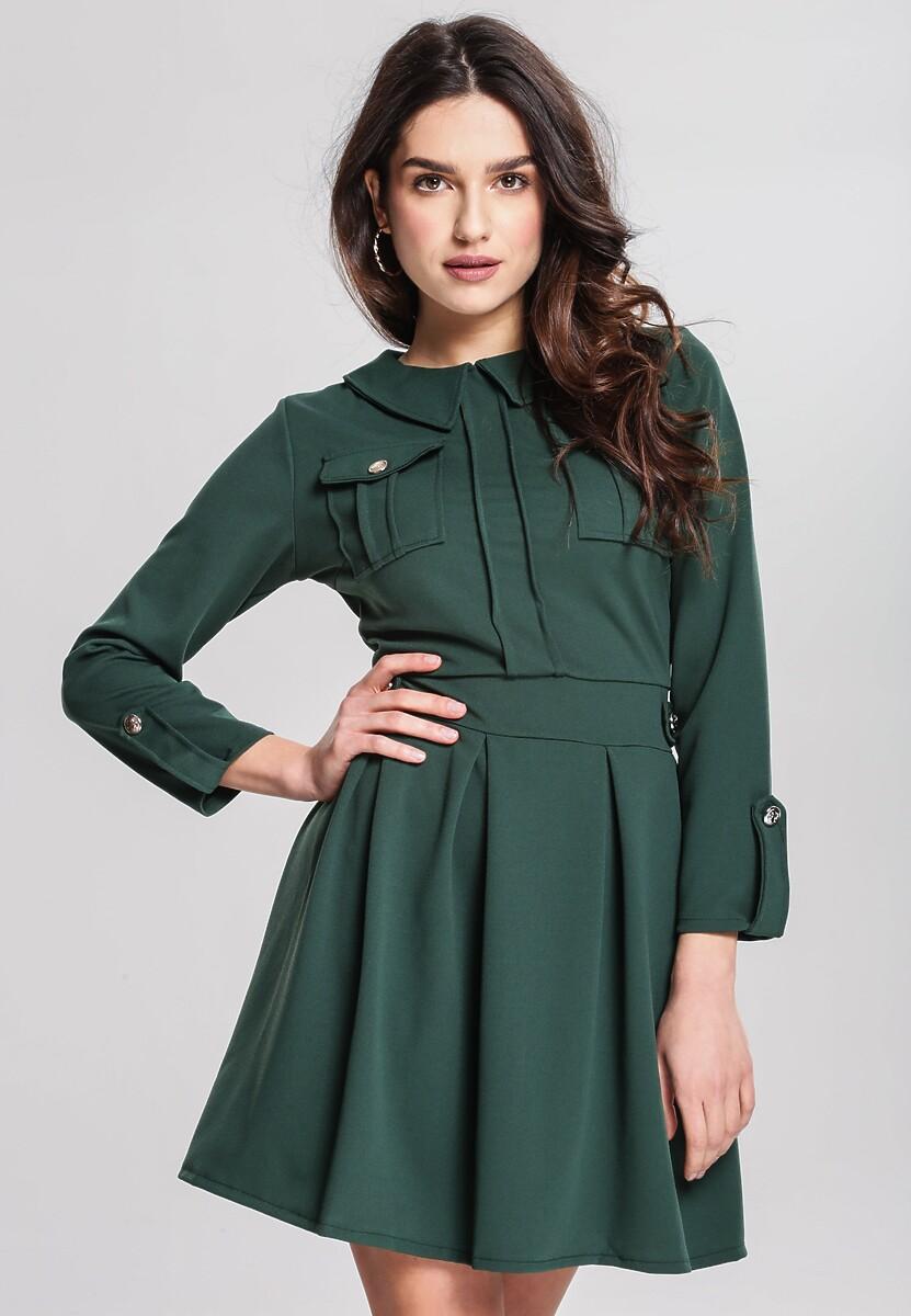 Zielona Sukienka Believe It