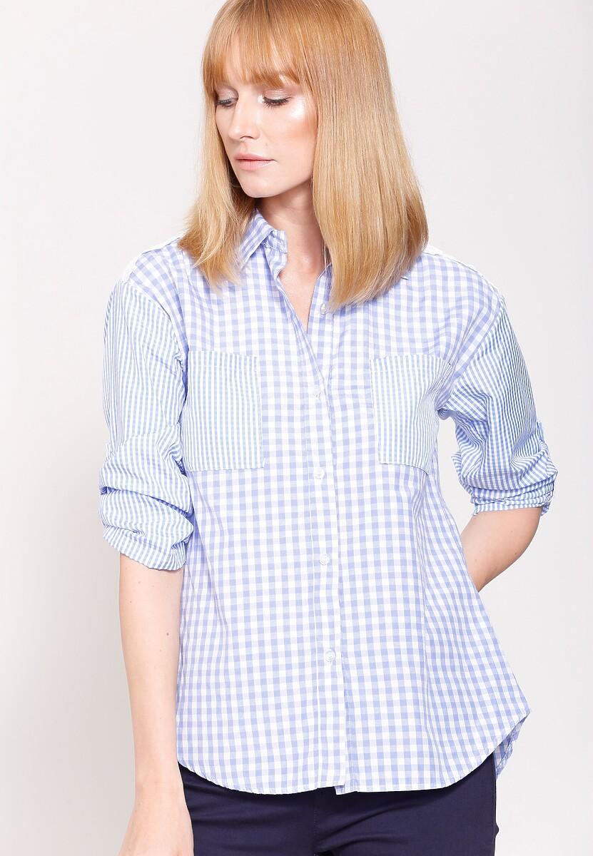 Niebieska Koszula So Goooooood!