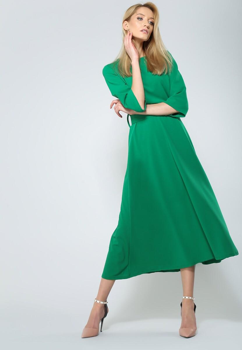 Zielona Sukienka Your Choice