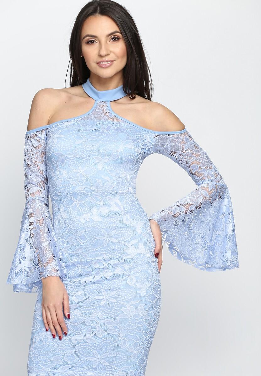 Niebieska Sukienka Days of Our Lives
