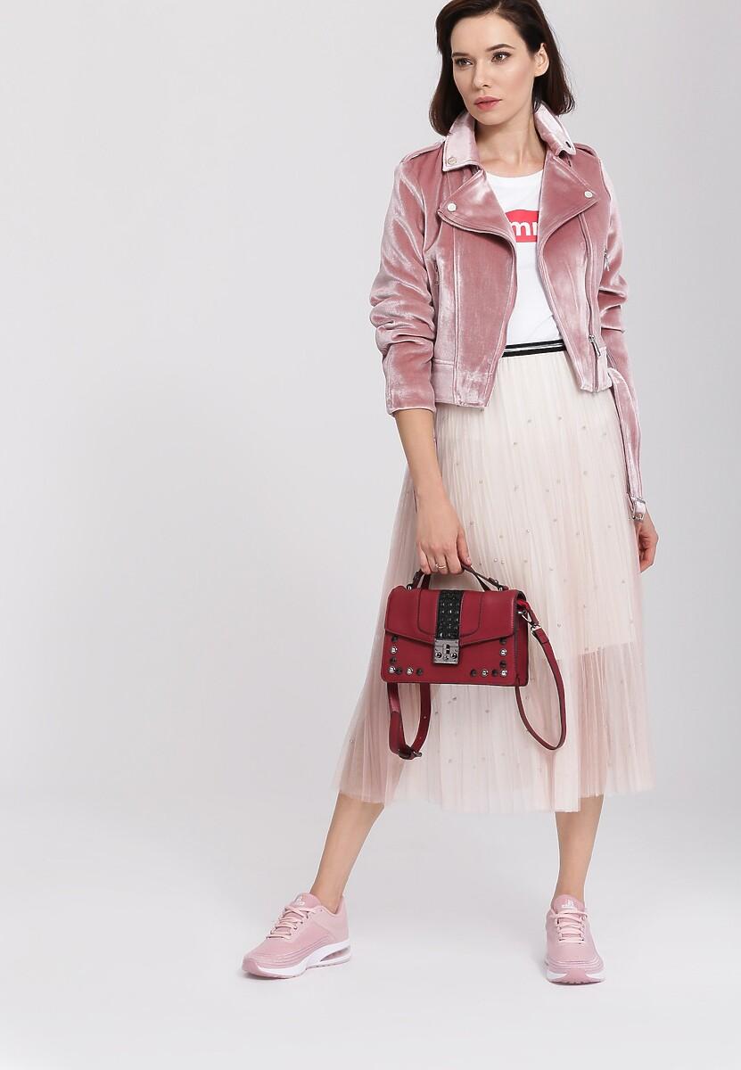 Różowa Spódnica Mamma Mia