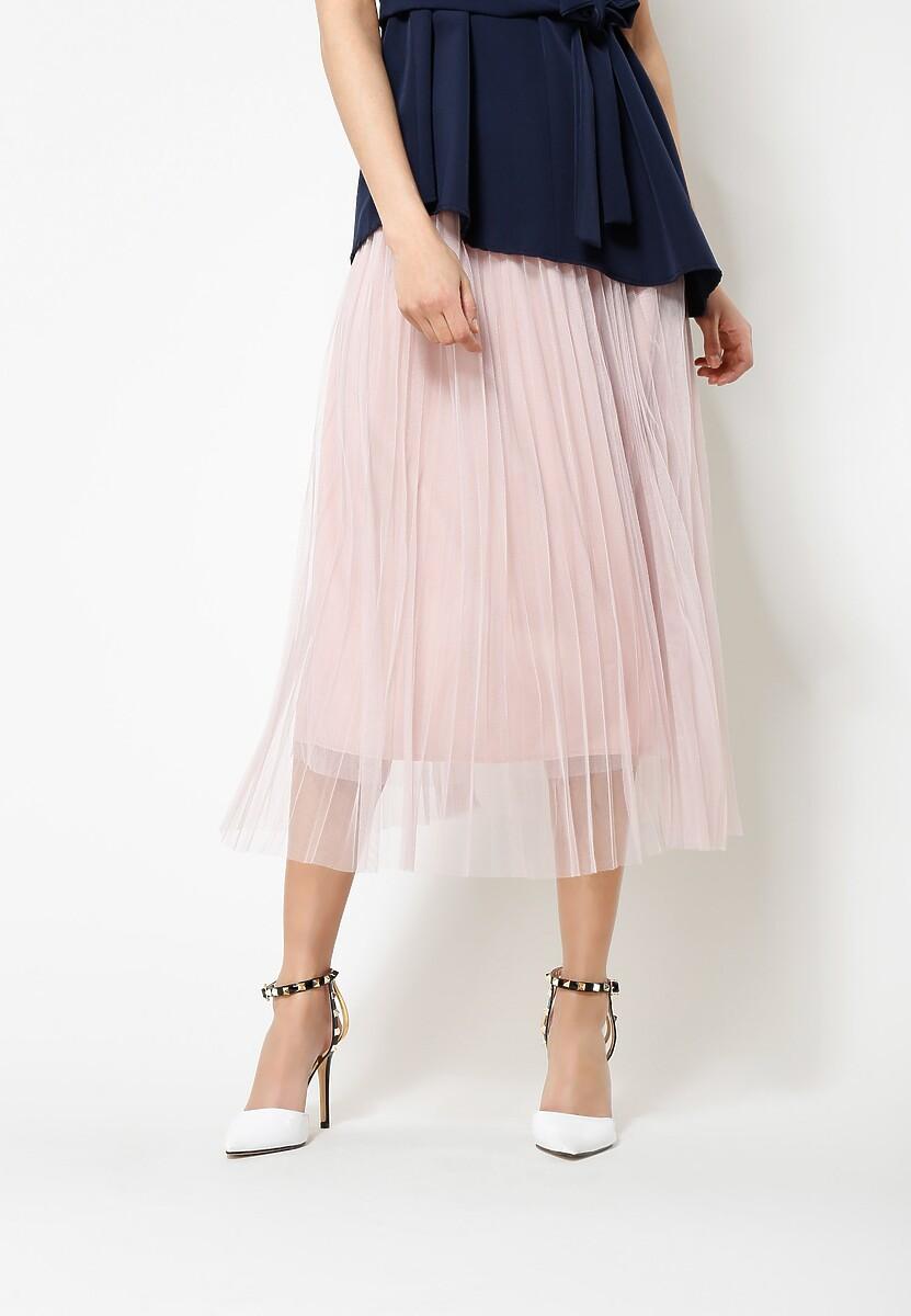 Różowa Spódnica Cool Vibes