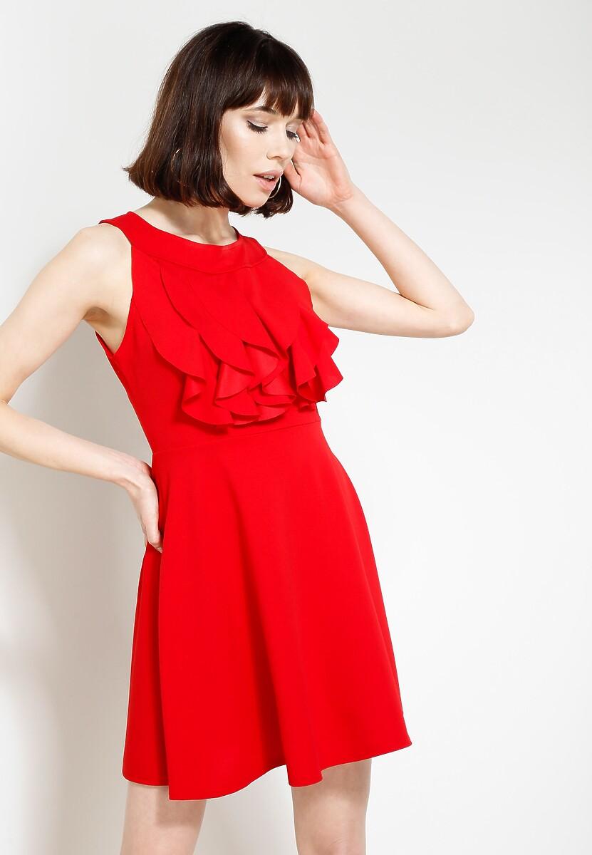 Czerwona Sukienka Rosie