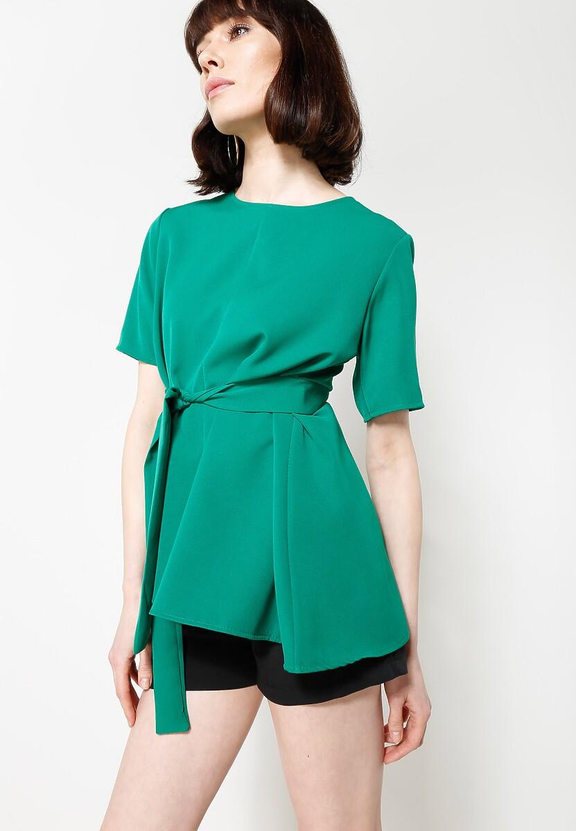 Zielona Bluzka Clarity