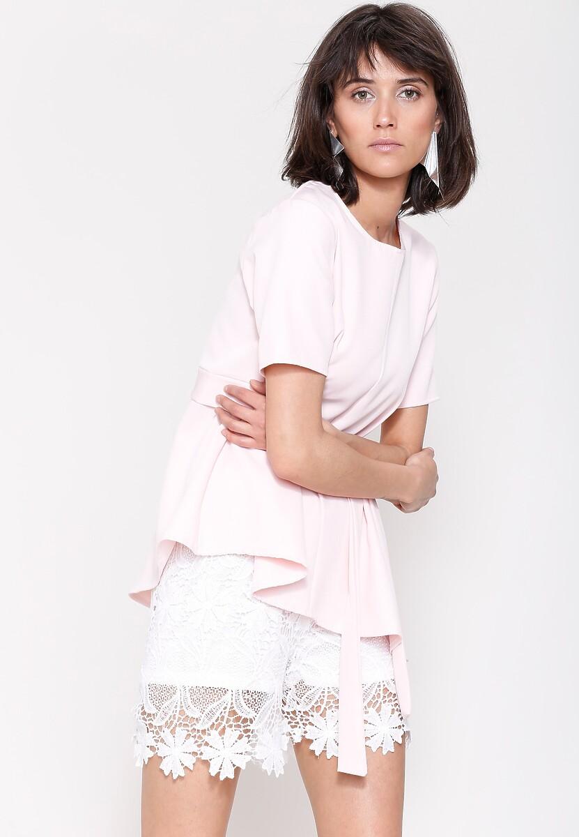 Różowa Bluzka Clarity