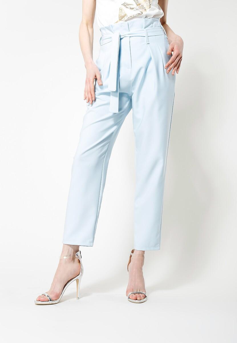 Niebieskie Spodnie Evolution