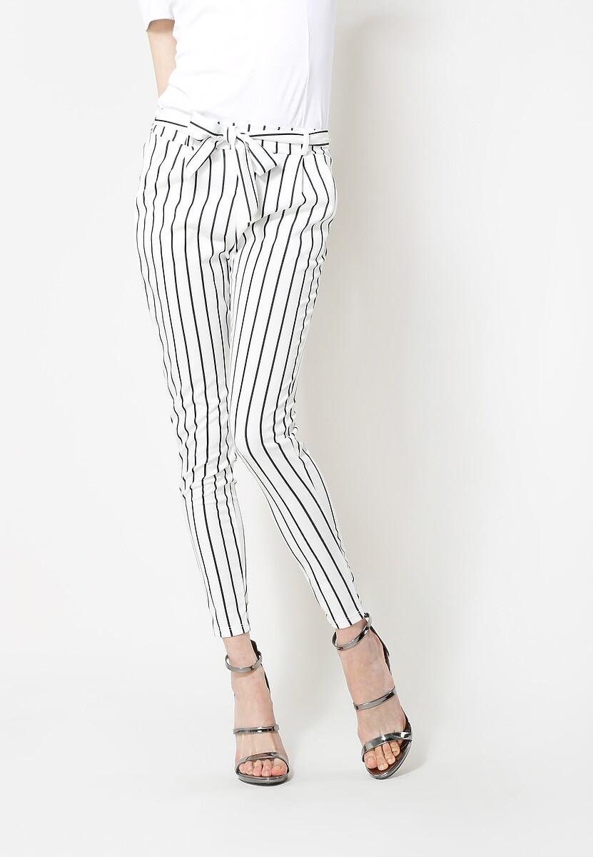 Białe Spodnie Go For It