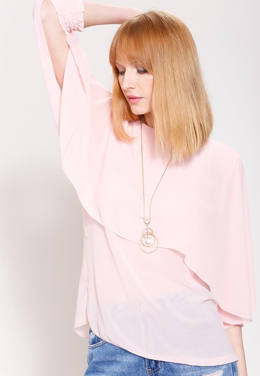 Różowa Bluzka Time Goes By