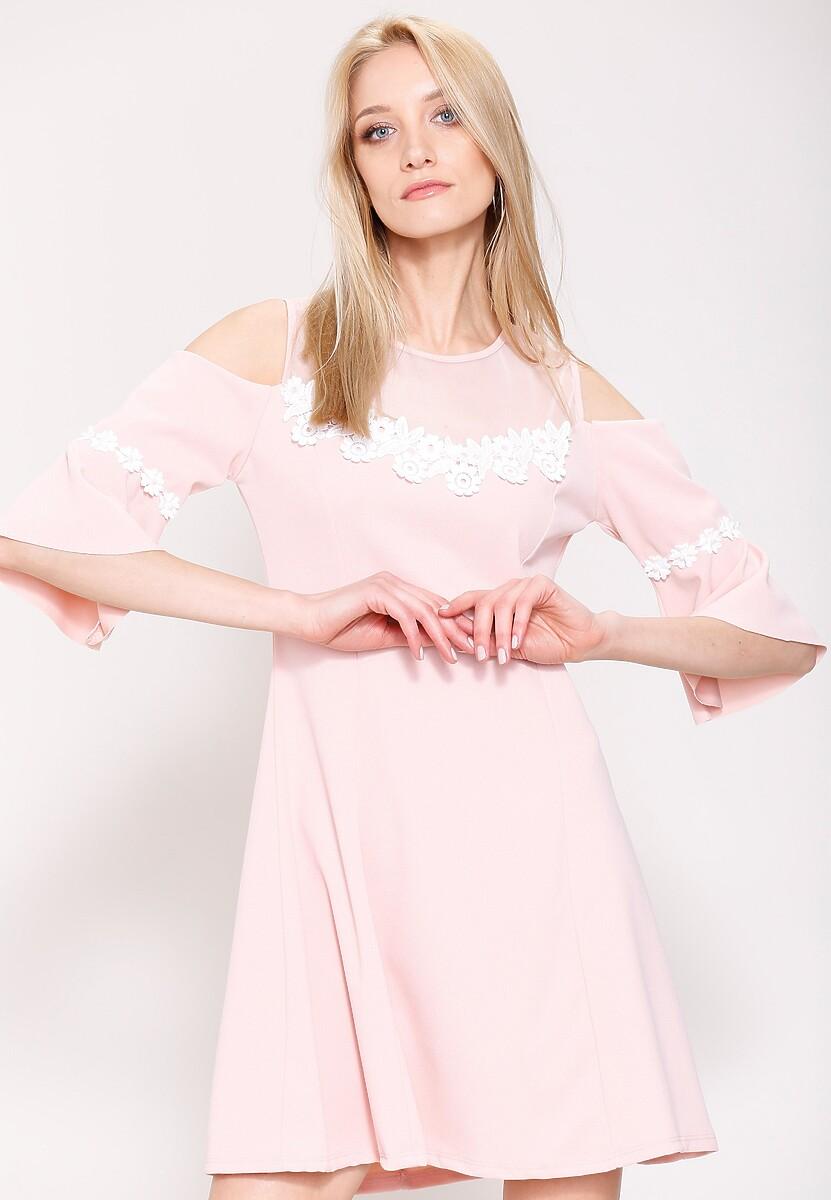 Różowa Sukienka Girly Dreams