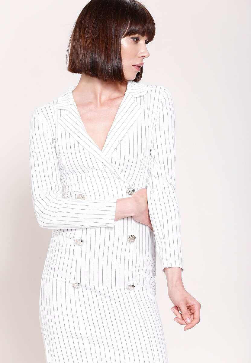 Biała Sukienka Wanna Live