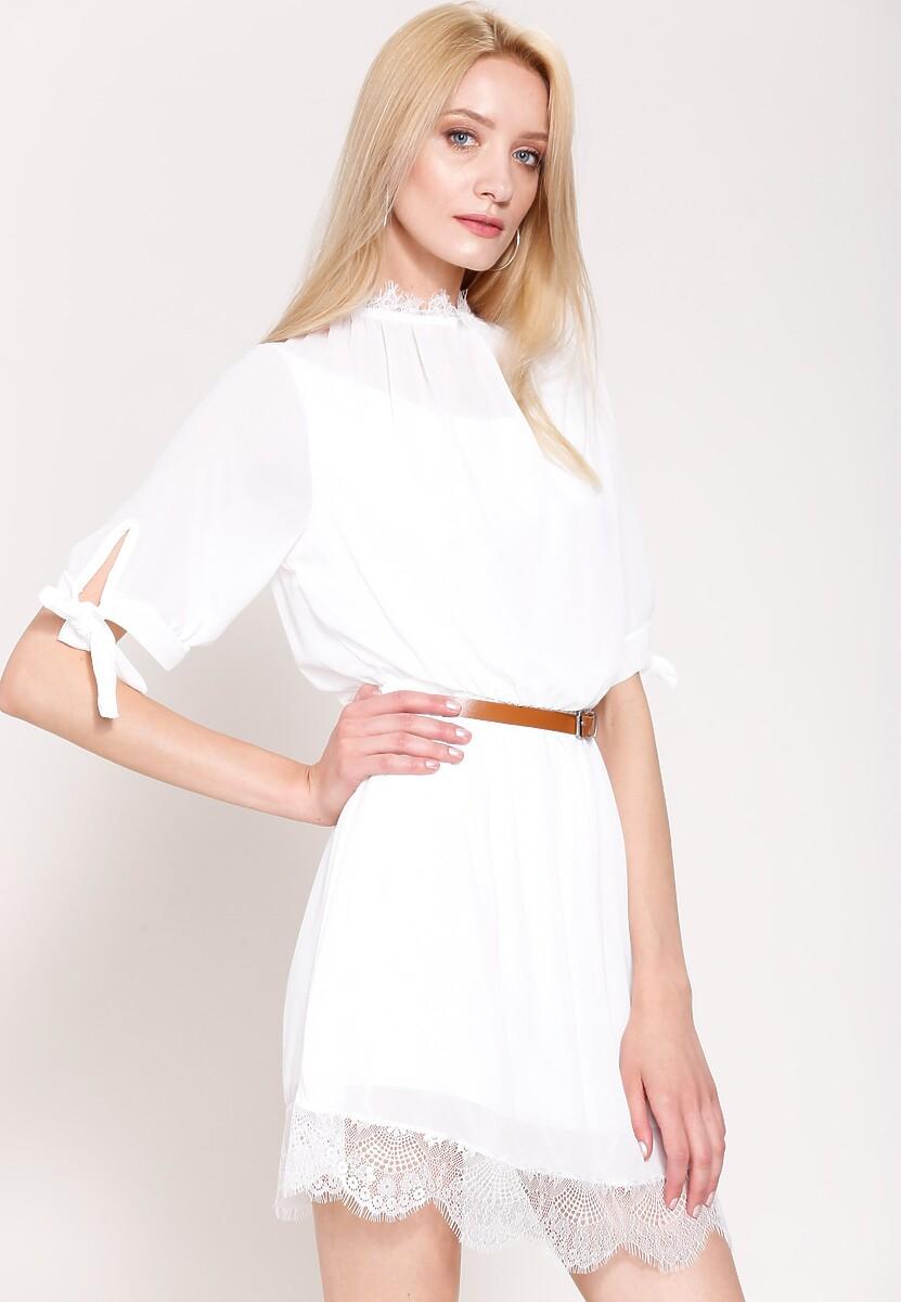 Biała Sukienka Crush