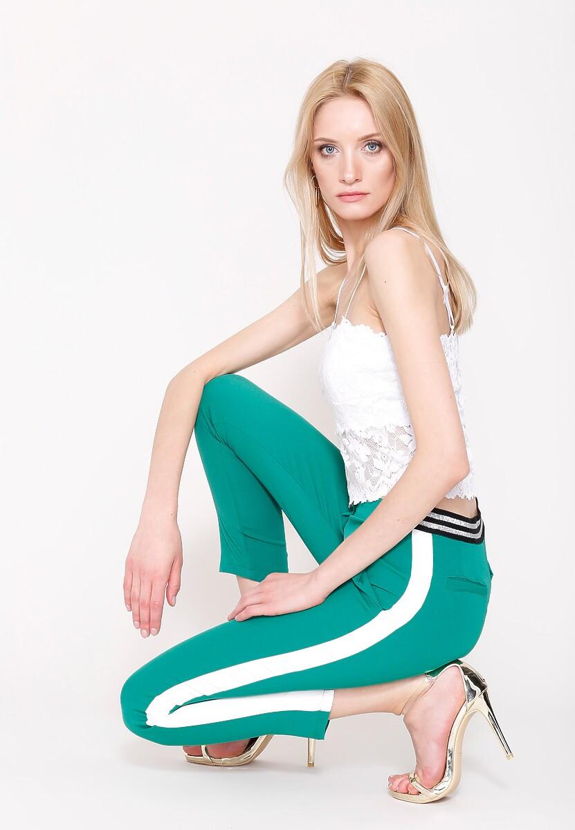 Zielone Spodnie I Have This Power