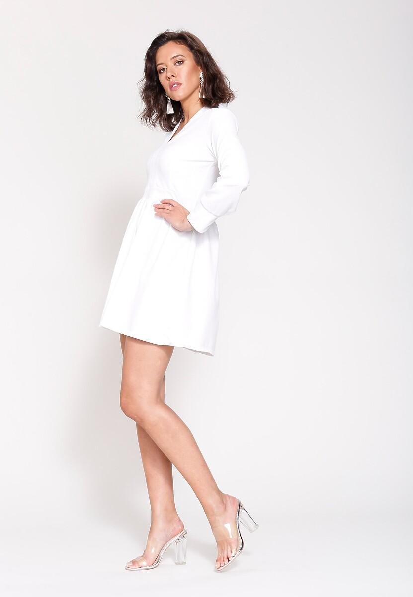 Biała Sukienka Bless My Soul