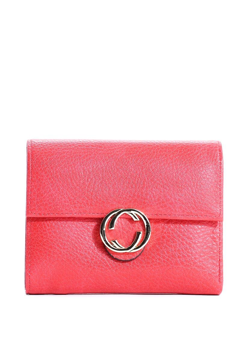 Czerwony Portfel True Colors