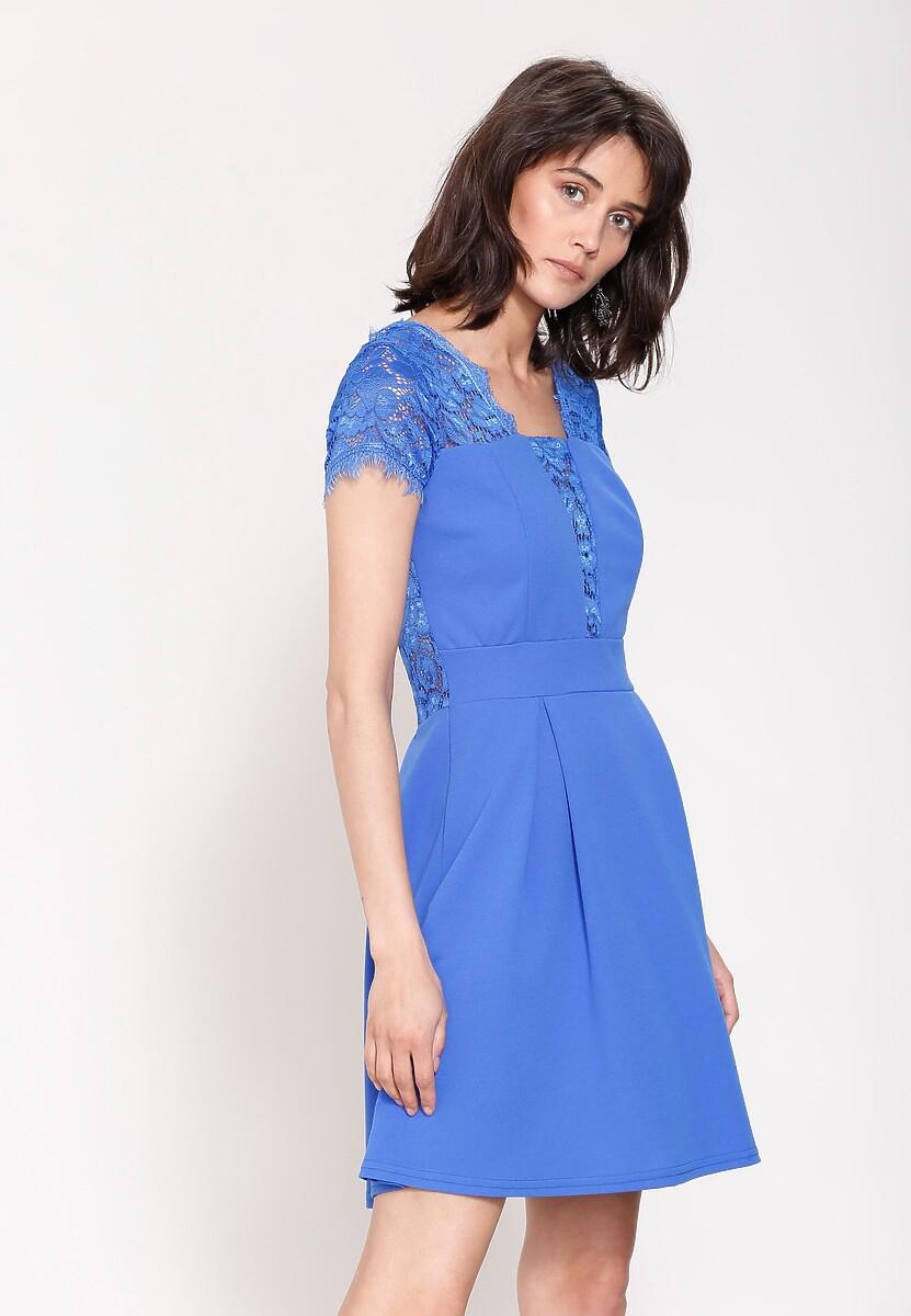 Niebieska Sukienka Dreaming Of You