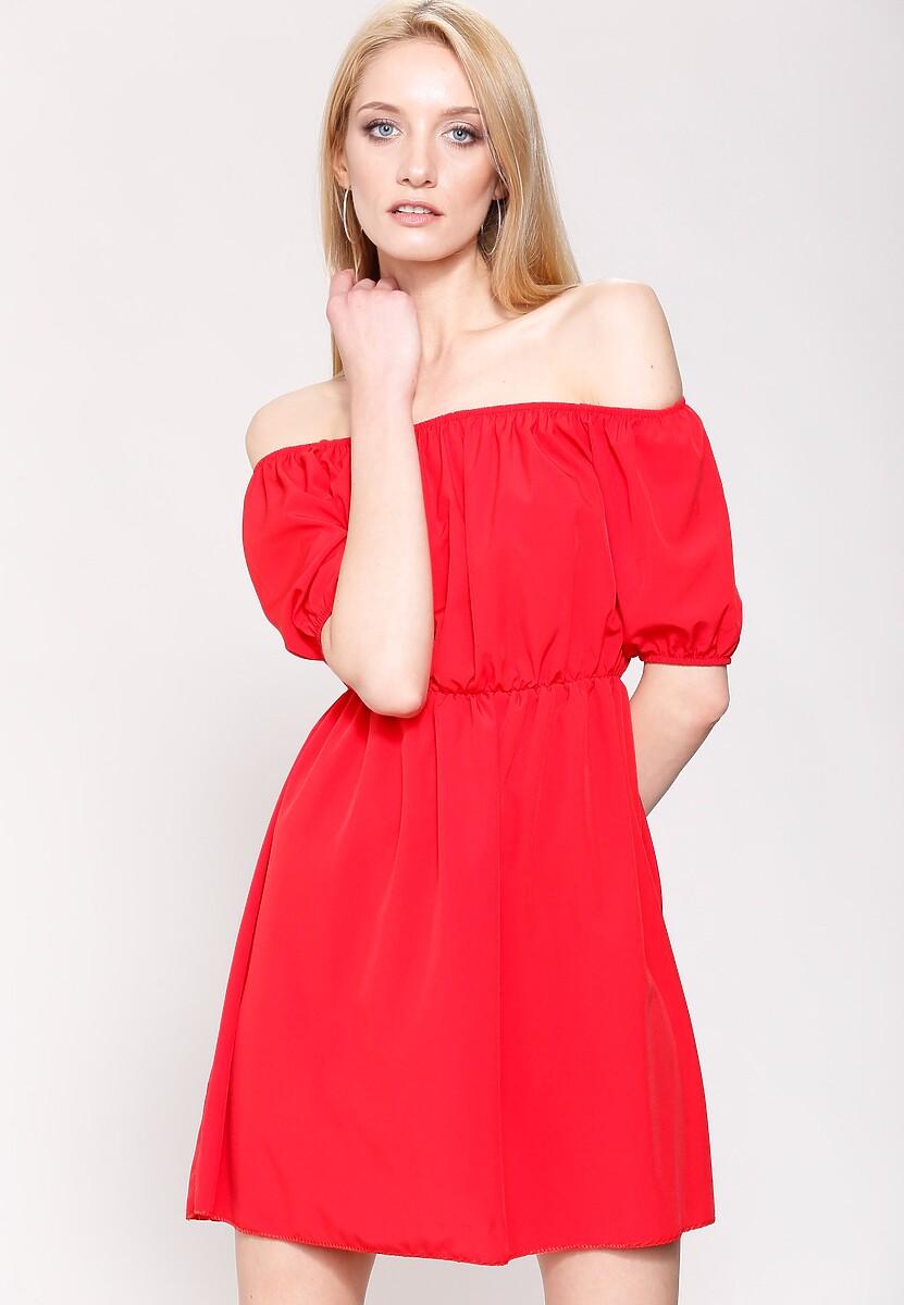 Czerwona Sukienka Bones