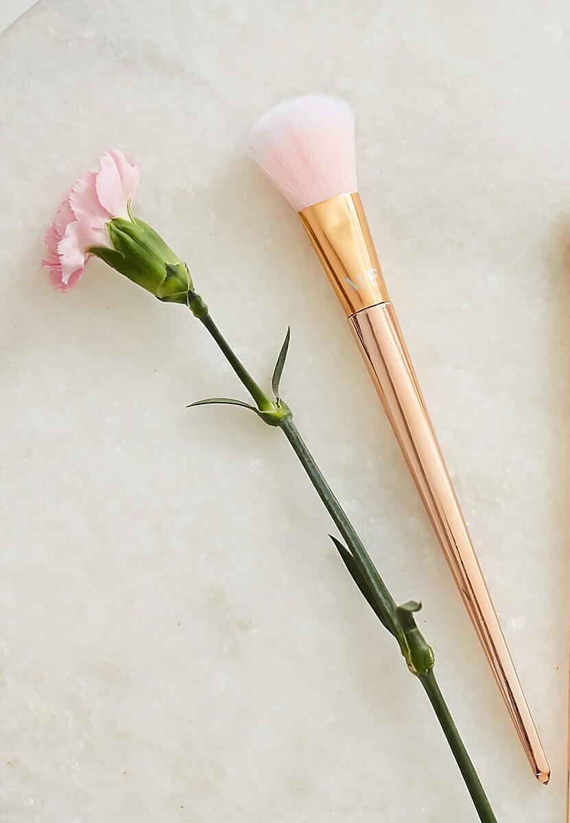 Różowy Pędzel do Makijażu Symphony