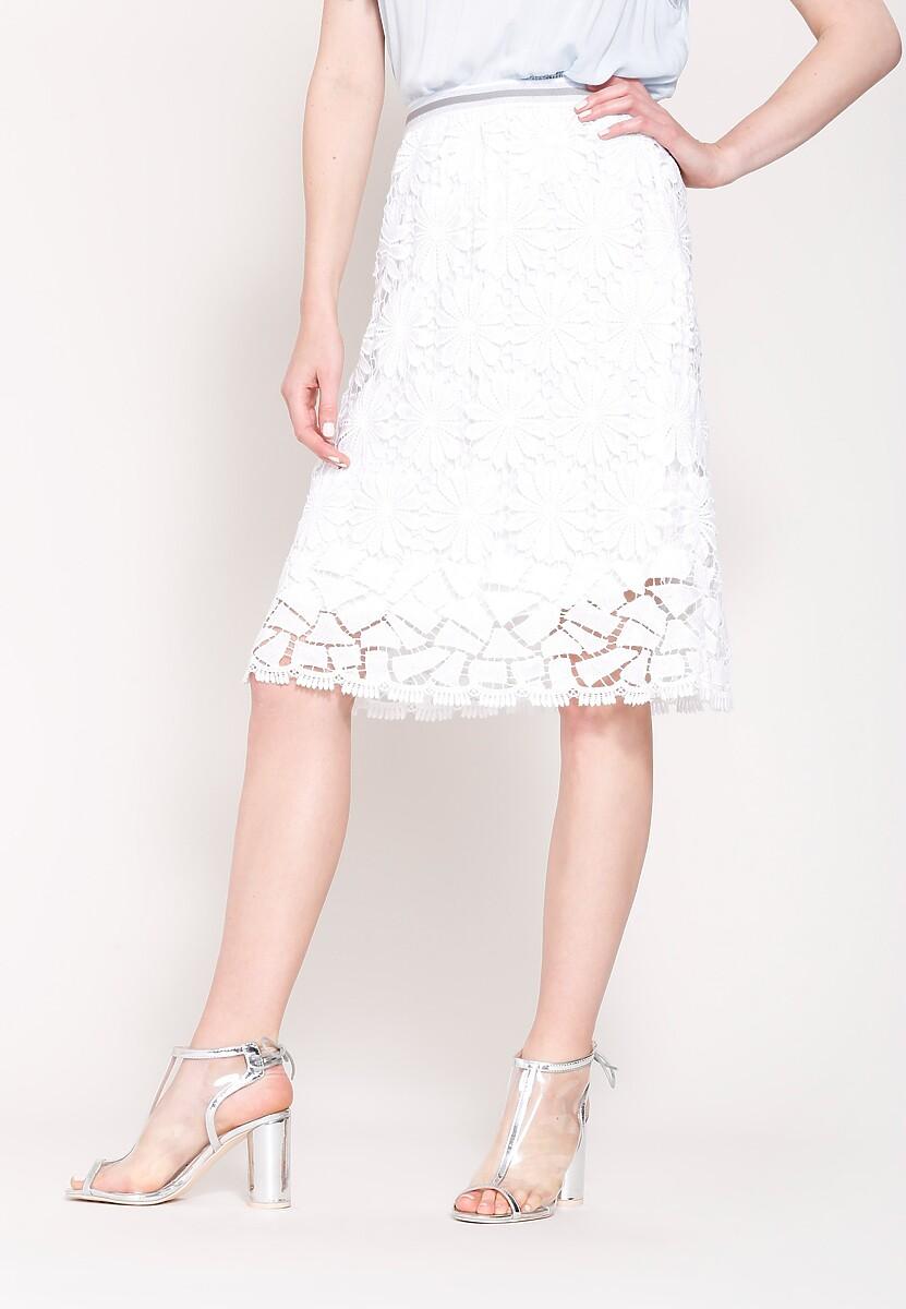 Biała Spódnica Stargazing