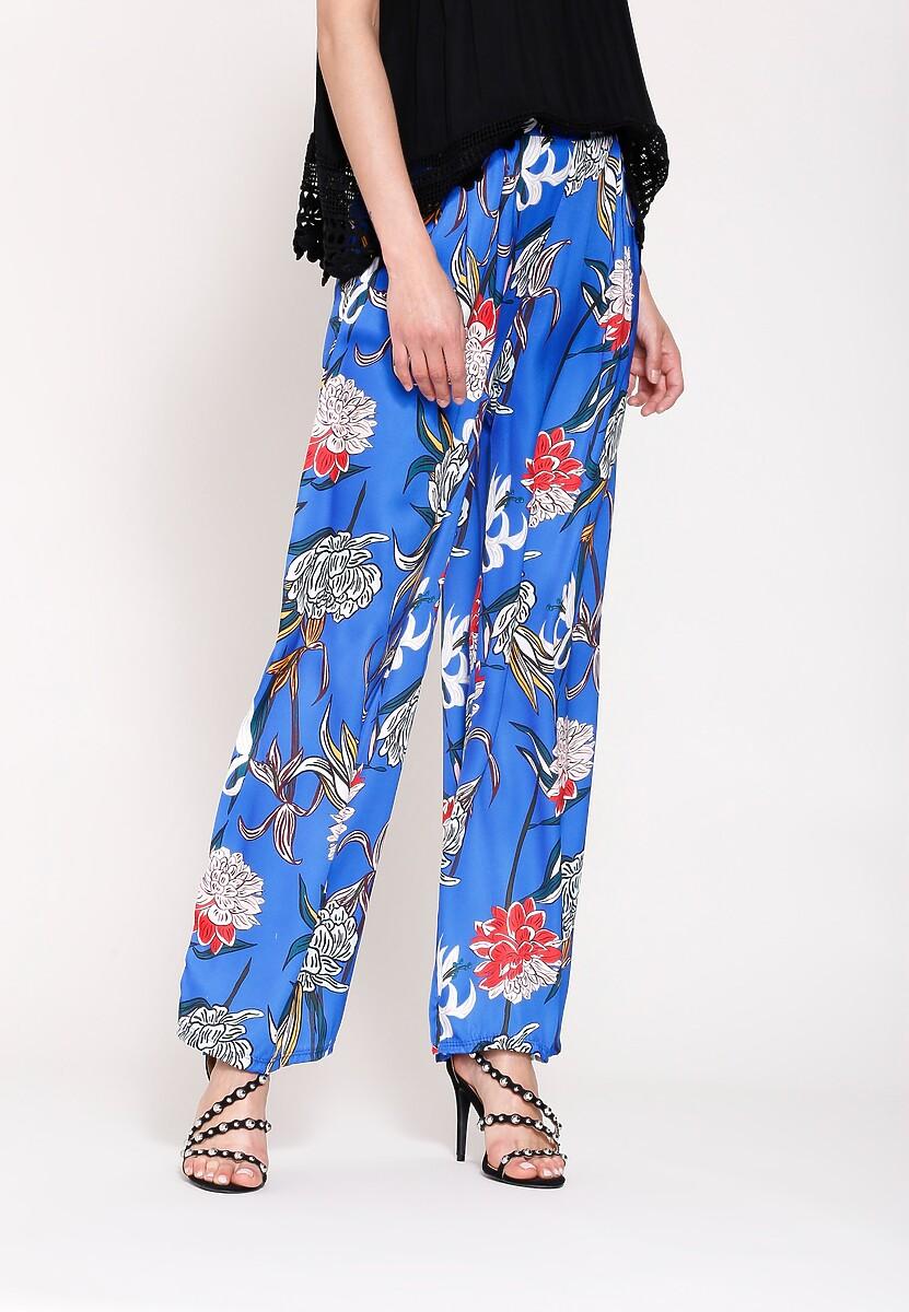 Niebieskie Spodnie Ready For Anything