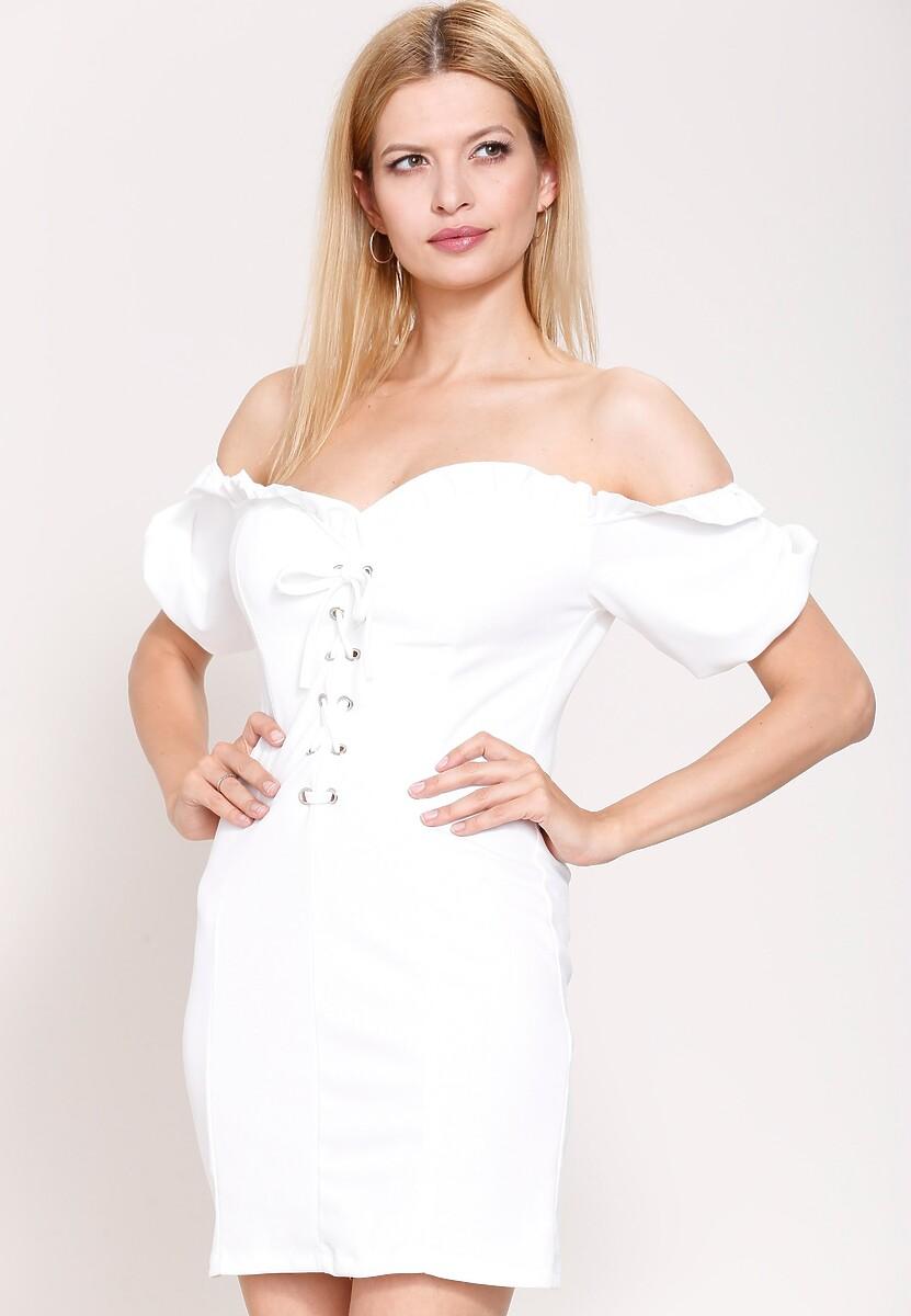 Biała Sukienka Landscape