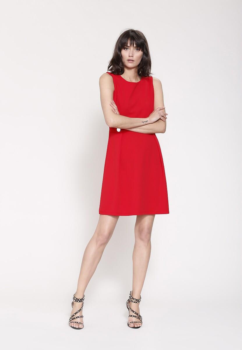 Czerwona Sukienka Somebody to Love