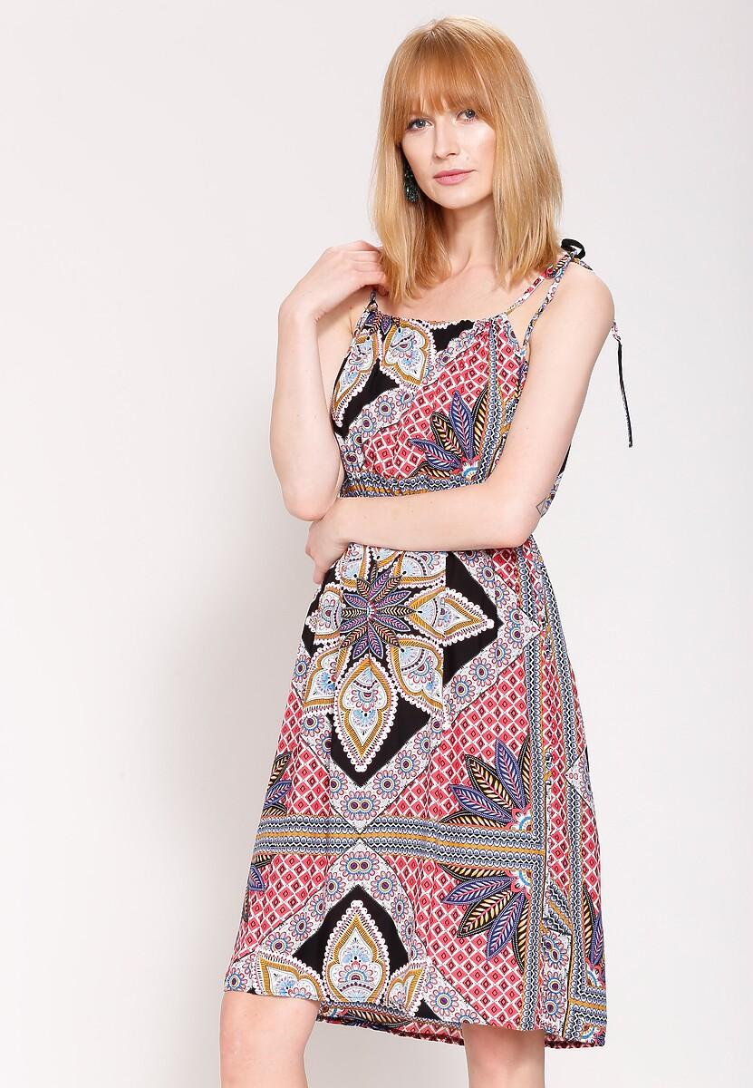Różowa Sukienka Let's Sunshine