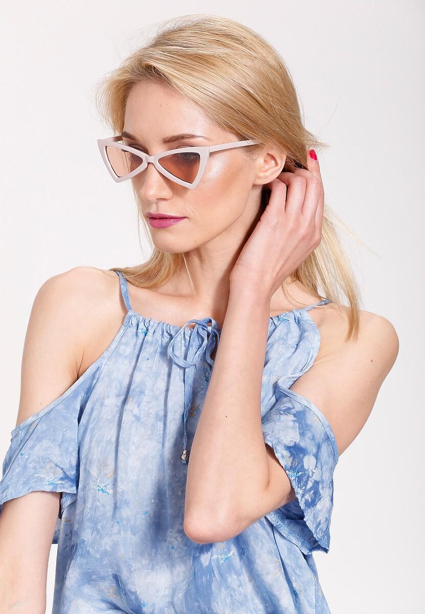 Różowe Okulary Baby Blue