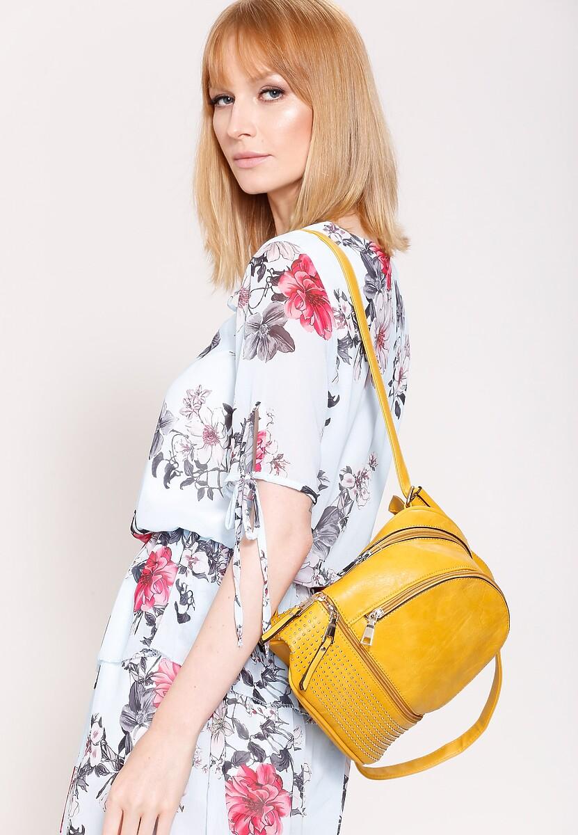 Żółty Plecak Perfect For Me