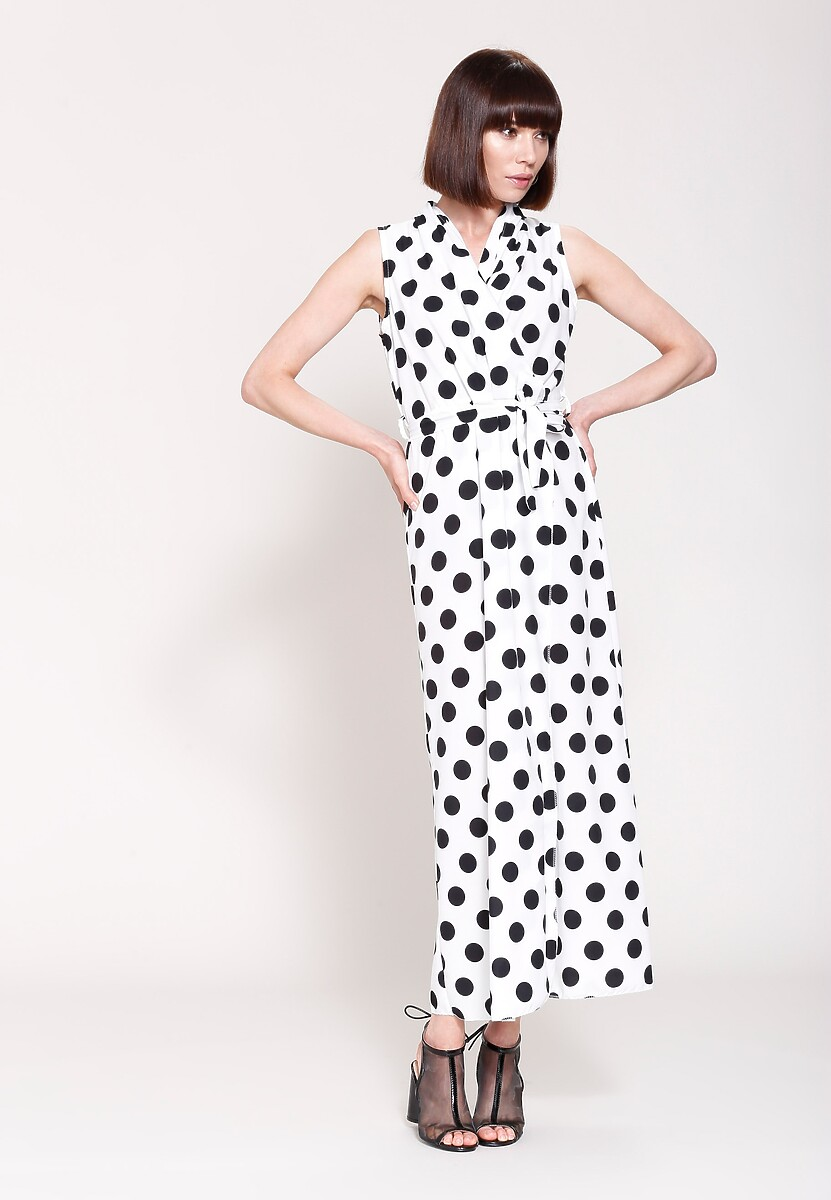 Biała Sukienka I See You