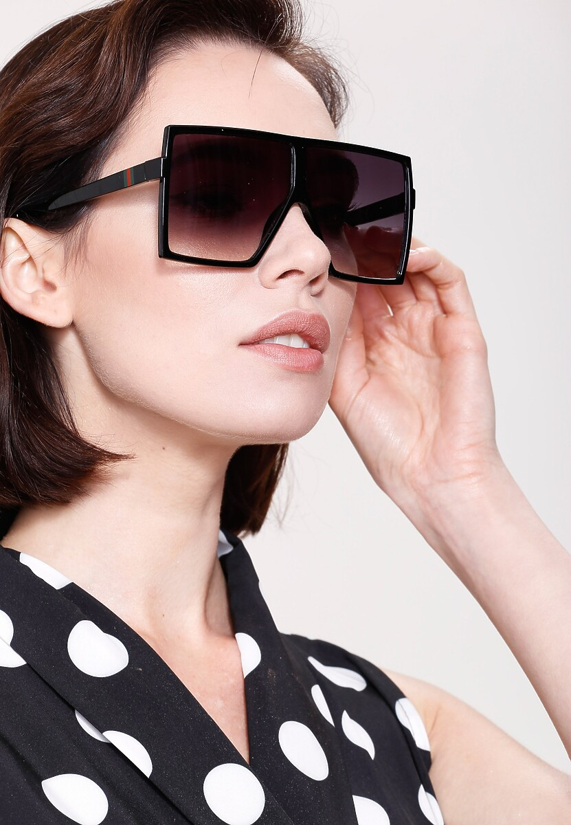 Czarne Okulary Razzmatazz