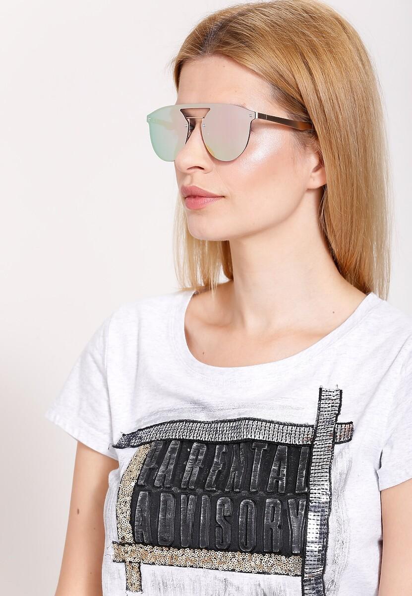 Złote Okulary Be Coolest