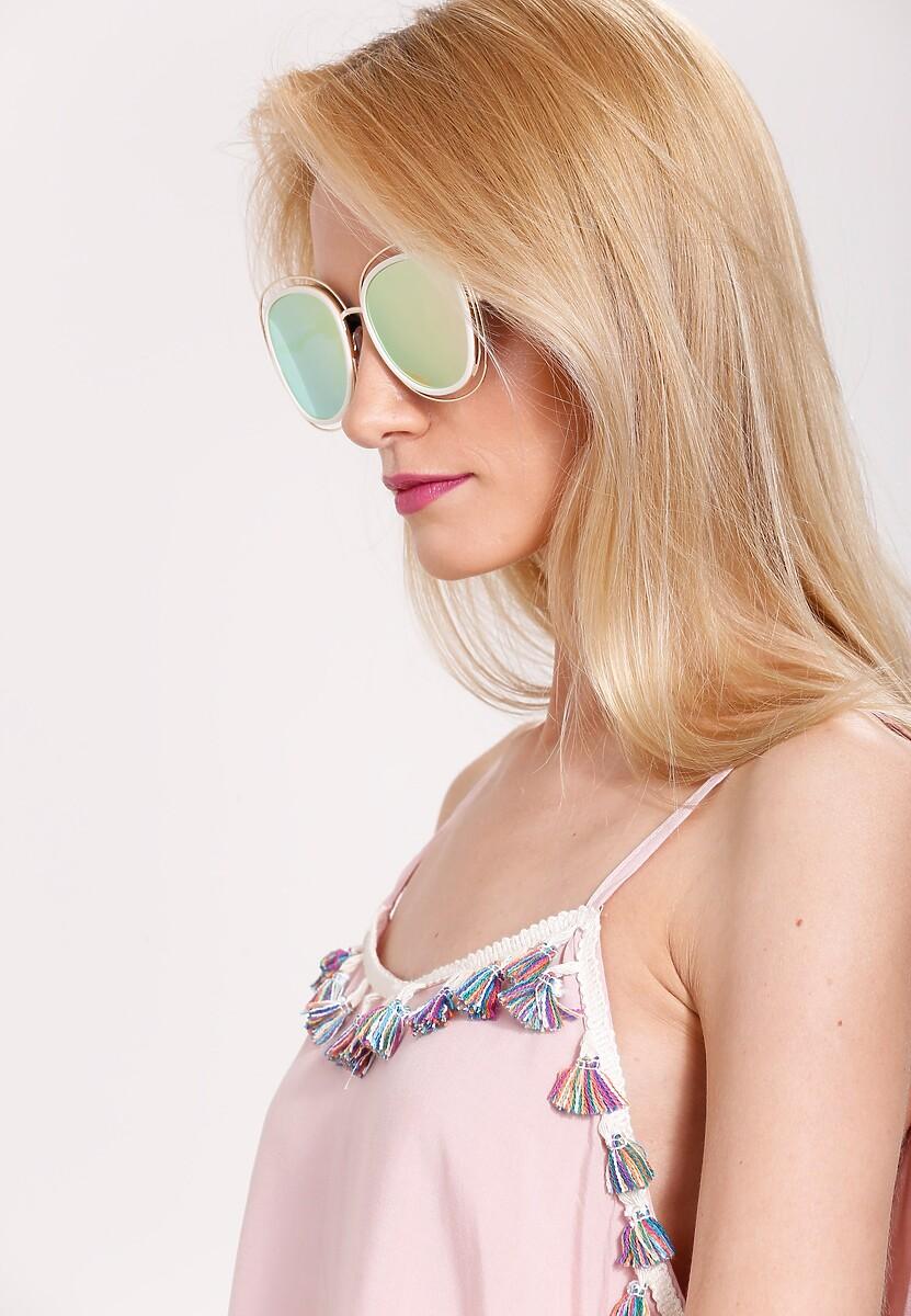 Złoto-Różowe Okulary Modernism