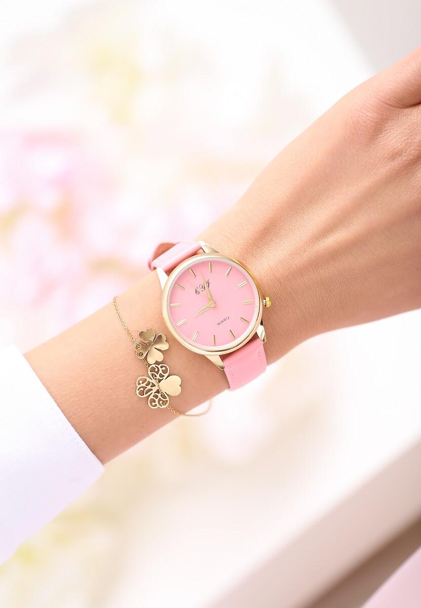 Różowy Zegarek A Million Friends