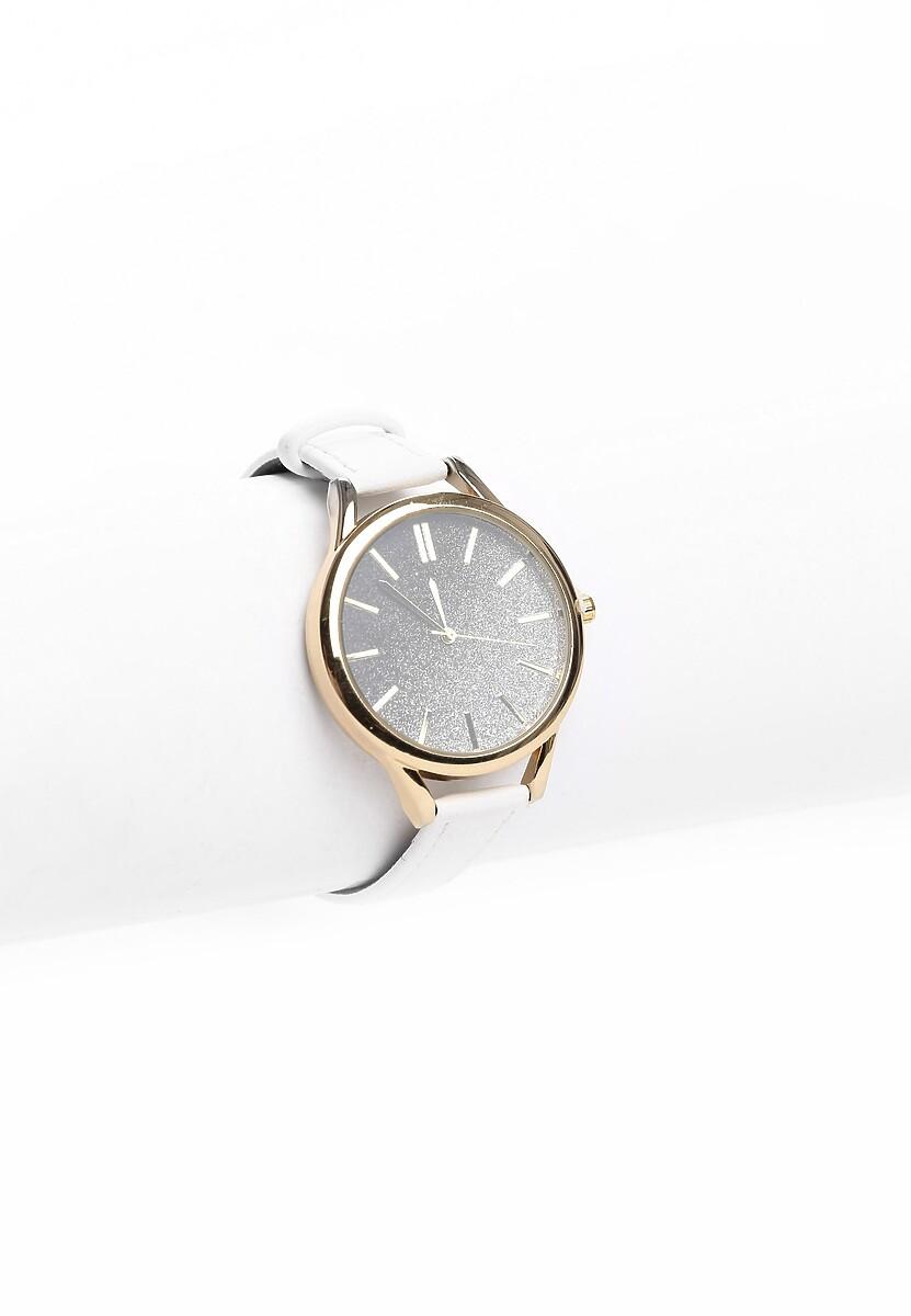 Biały Zegarek Enough Theory