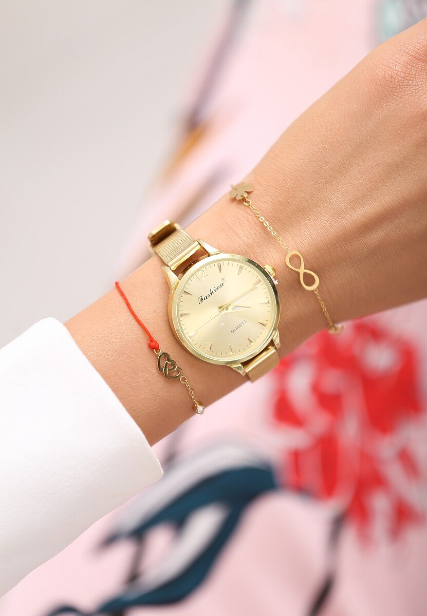 Złoty Zegarek Survival Instinct