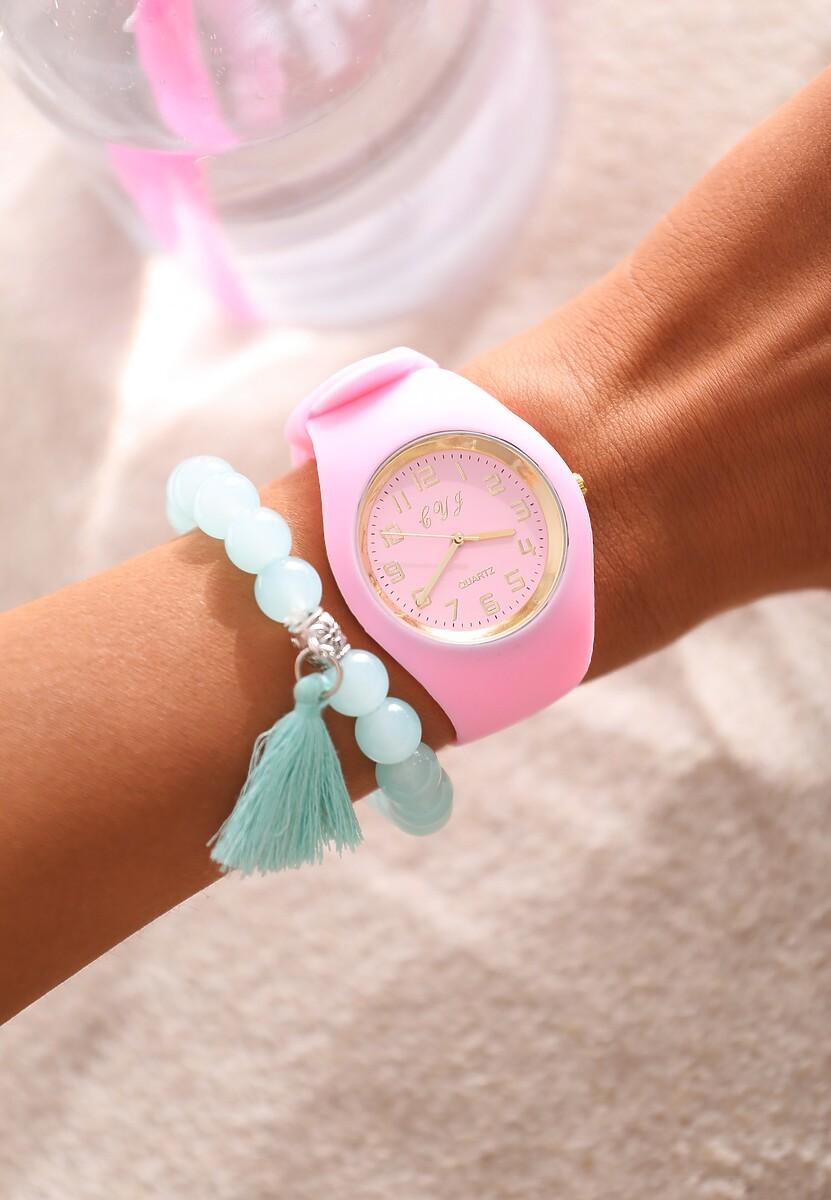 Różowy Zegarek You Suit Me