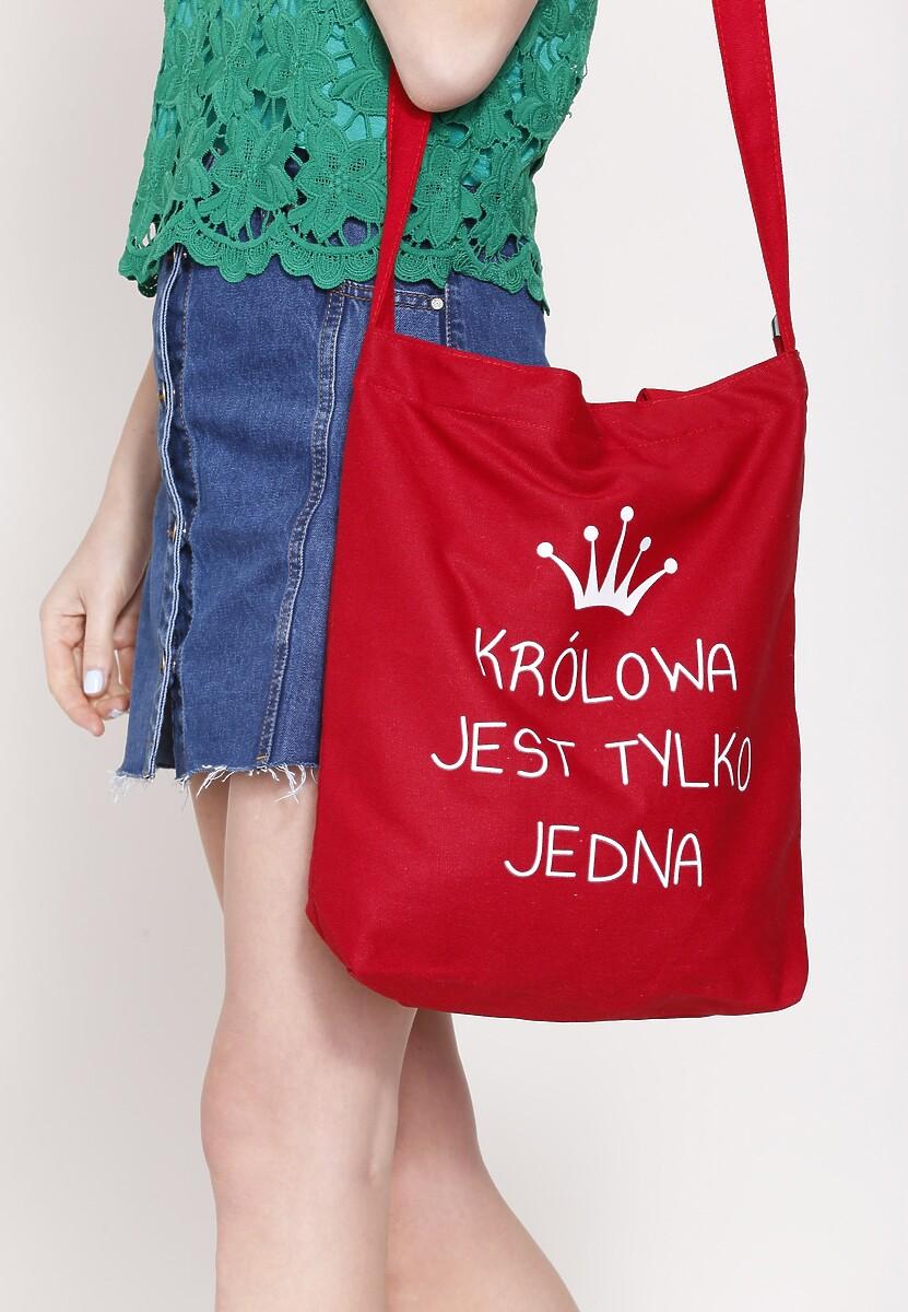 Czerwona Torebka  Queen's Crown