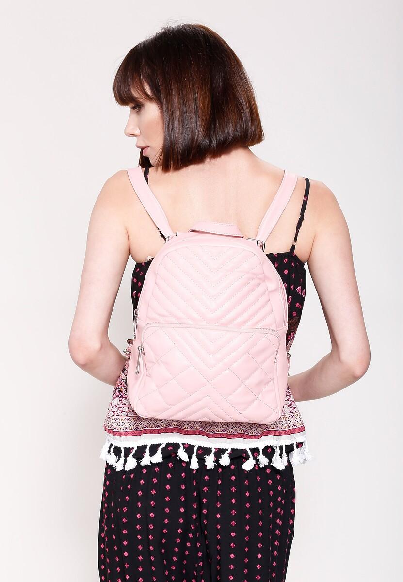 Różowy Plecak With Me Forever