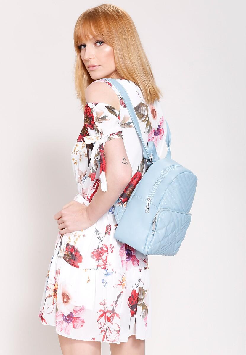 Niebieski Plecak With Me Forever