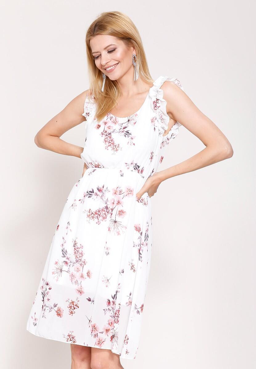 Biała Sukienka So In Love